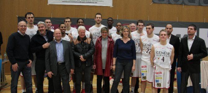 Mars 2013 – Basket Lions – Neuchatel
