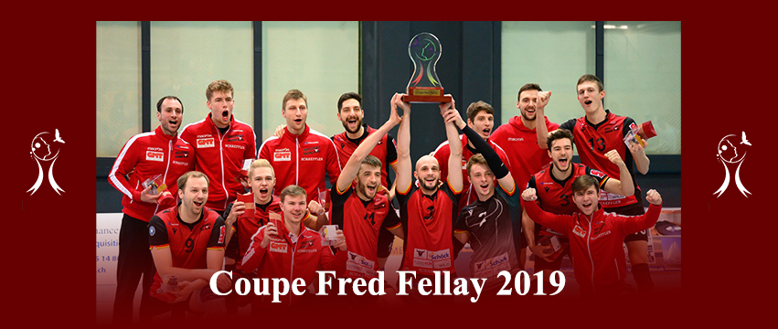 Décembre 2019 – Coupe Fred Fellay